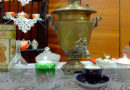 Чаепитие по-Хвалынски