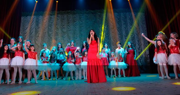 Концерт к первому году работы объединения «Эстрадный Коллектив»