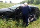 Массовая авария в Хвалынском районе