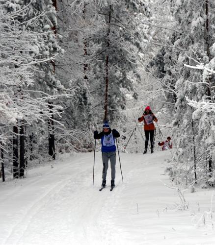 Старт лыжному сезону!