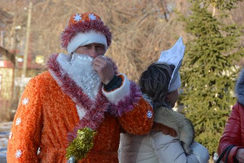 Парад Дедов Морозов, 20.12.19 года