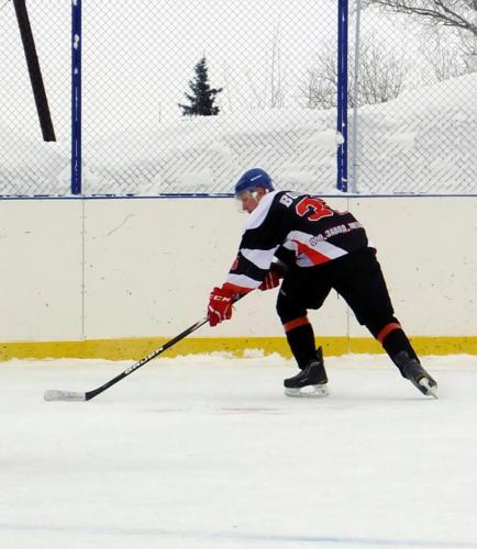 Турнир по хоккею, посвященный памяти С.Ф. Скворцова
