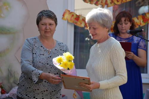 90 лет Хвалынскому Дому-интернату для престарелых и инвалидов, 6 09 19