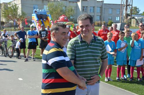 Закрытие турнира по мини-футболу на Кубок Поволжья памяти Константина Ерёменко, 24 08 2019 года