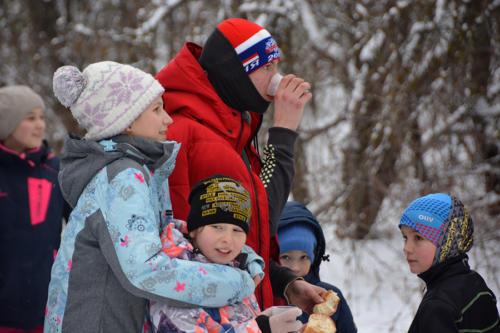 """Лыжные гонки """"Открытие сезона"""", 11.01.2020 г."""