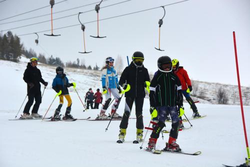 Открытие Кубка губернатора по горным лыжам, 19.02.20.