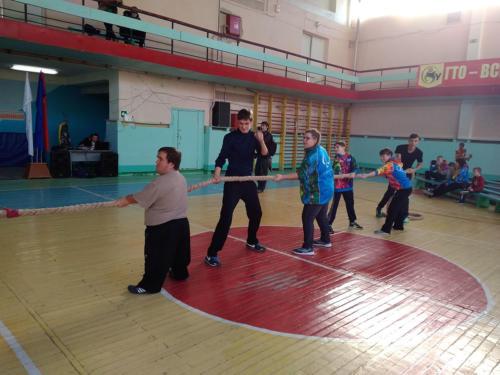 Спартакиада к Международному дню инвалида