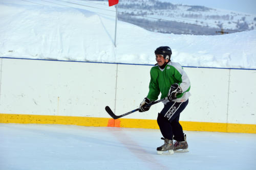 Турнир по хоккею с шайбой, посвященный памяти С.Ф. Скворцова