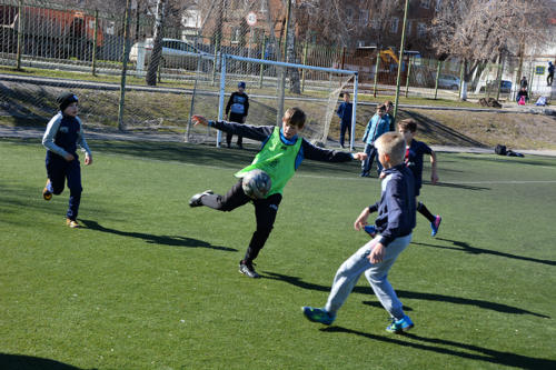 Турнир по футболу 18.04.19